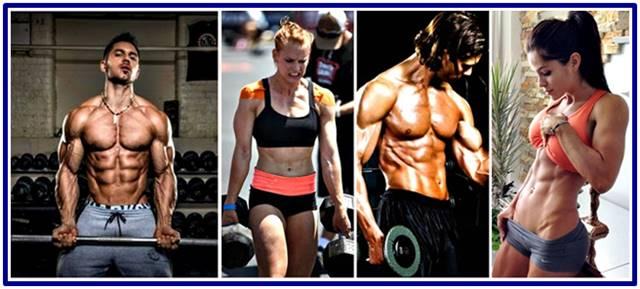 Los resultados estéticos y de salud de los esteroides anabólicos