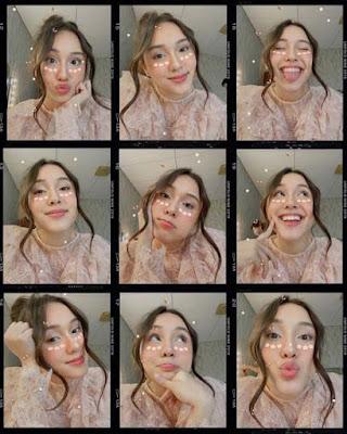 Yasmin Napper Selfi