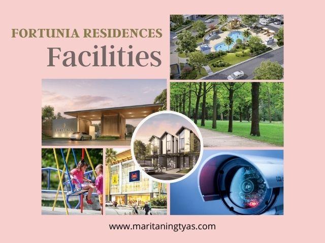 fasilitas di fortunia residences 2
