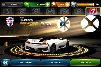 Download Game Asphalt Terbaru untuk Android