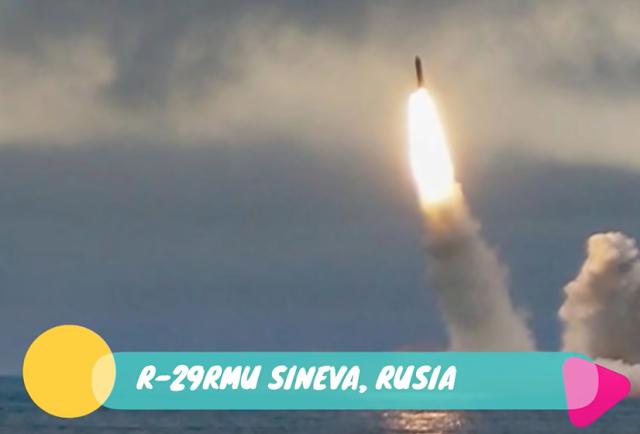 5. R-29RMU Sineva Rusia