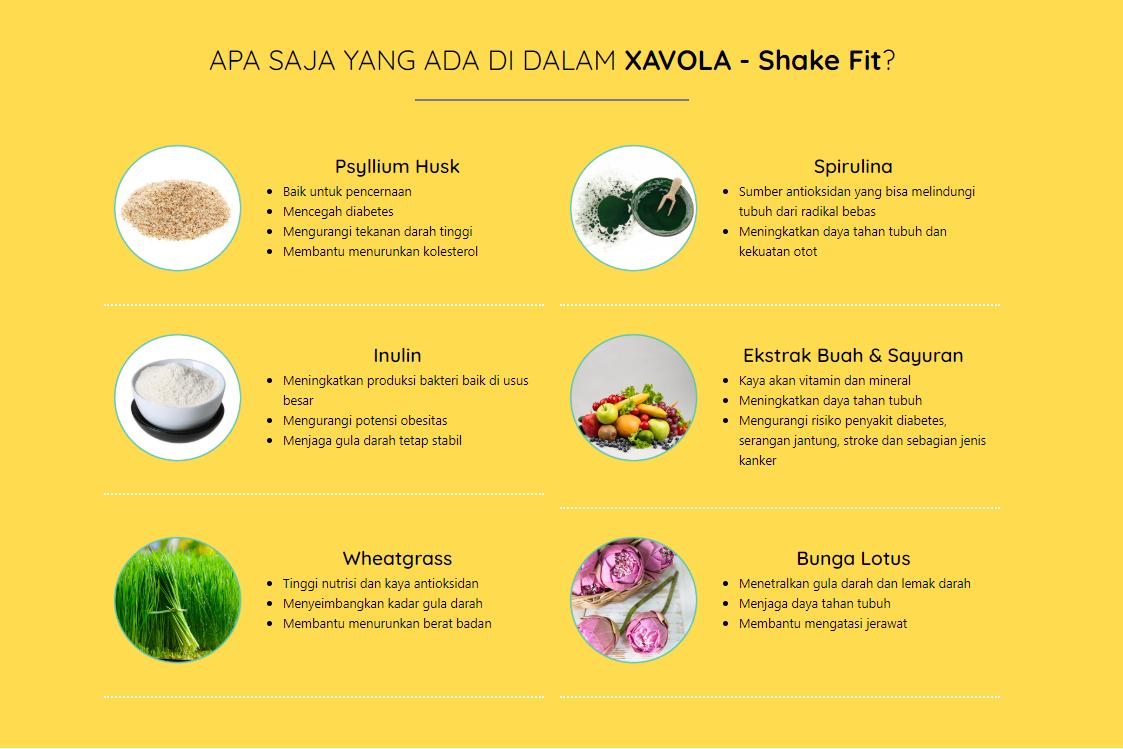 Tips Memulai Gaya Hidup Sehat bersama Xavola Shake Fit