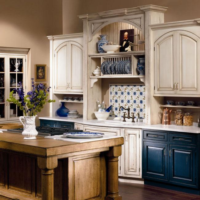 Best Kitchen Interior Design Ideas: Old style kitchen ...