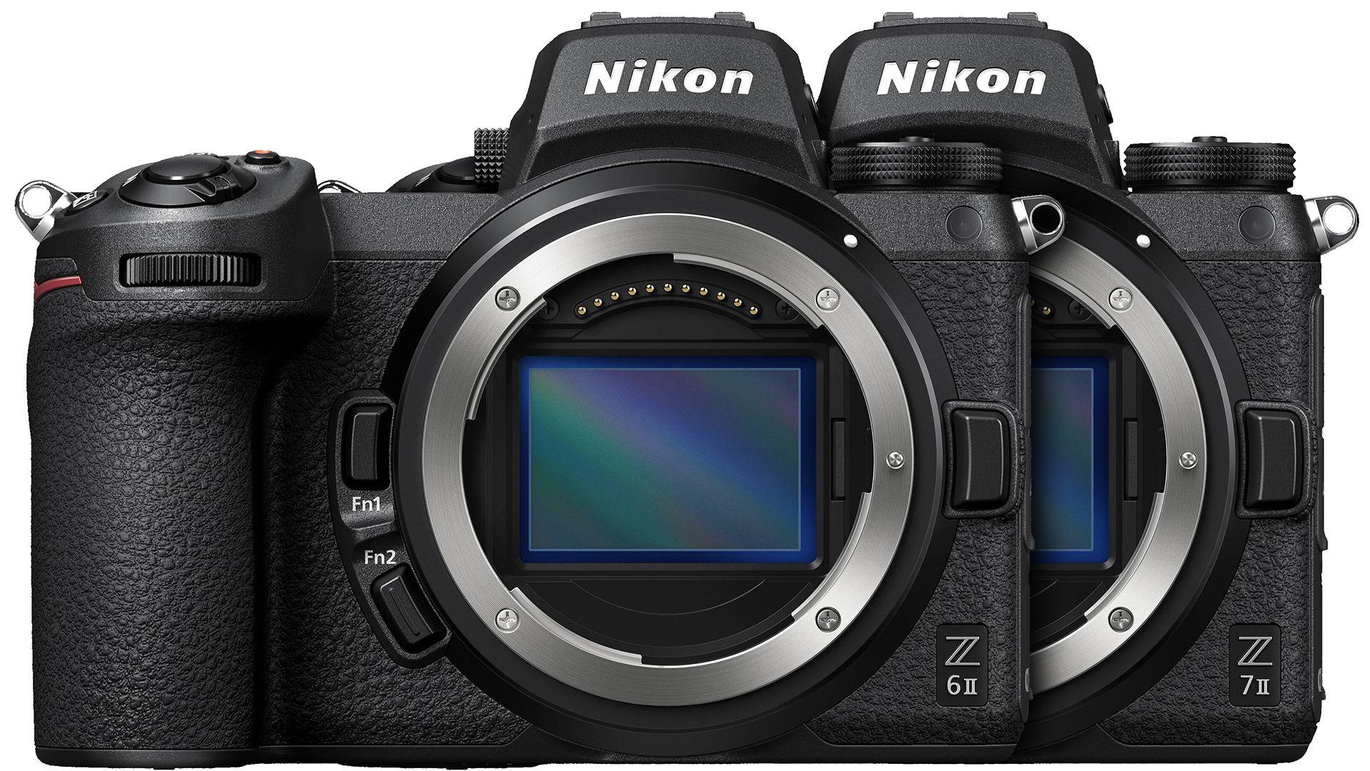 Nikon Z6 II и Z7 II