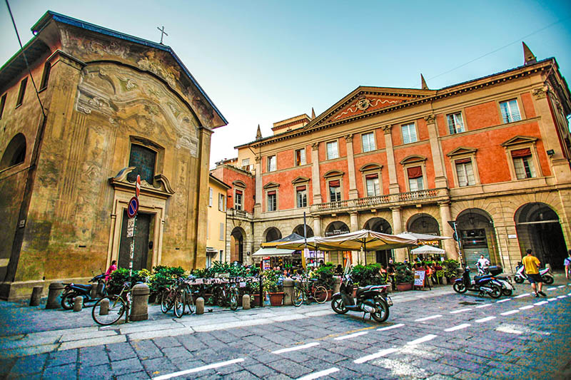 bologna, For the Love of Food and Travelling