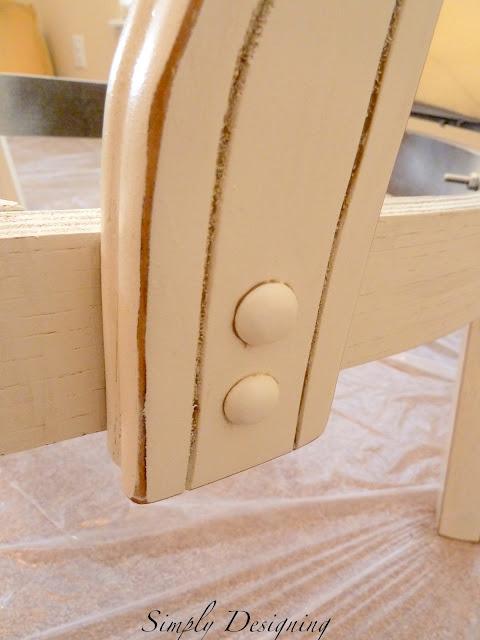 Glaze furniture 06a How to Refinish Furniture: Glazing 31