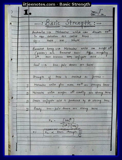 Basic Strength1