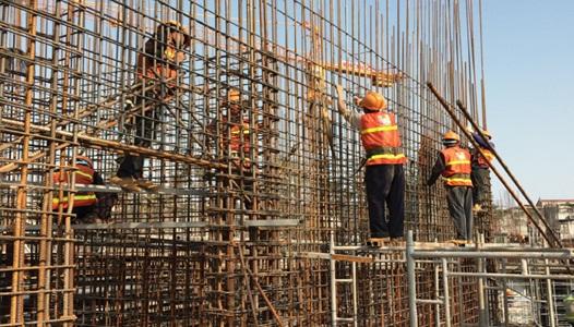 Cận cảnh tiến độ thi công thực tế dự án Green Pearl Minh Khai