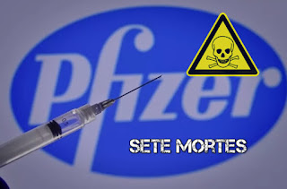 pfizer sete mortes