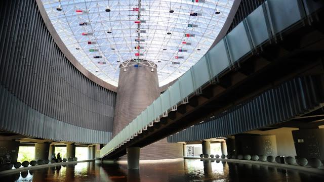 Interior Museum Tsunami Aceh