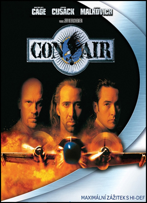 Con Air - A Rota da Fuga (Dual Audio)