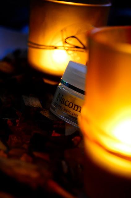 kosmetyki | organic | naturalne | nacomi | twarz | cera | krem pod oczy | olej z pestek winogron | olej arganowy | pielęgnacja