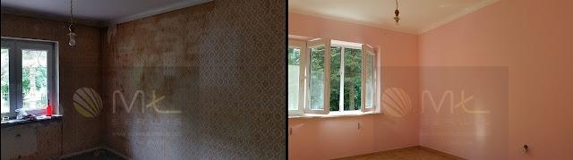 Usługi Remontowe remonty odnowienie mieszkania domu pokoju, malarz, Józefów Michalin Firma remontowa