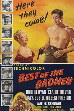 Best of the Badmen (1951)