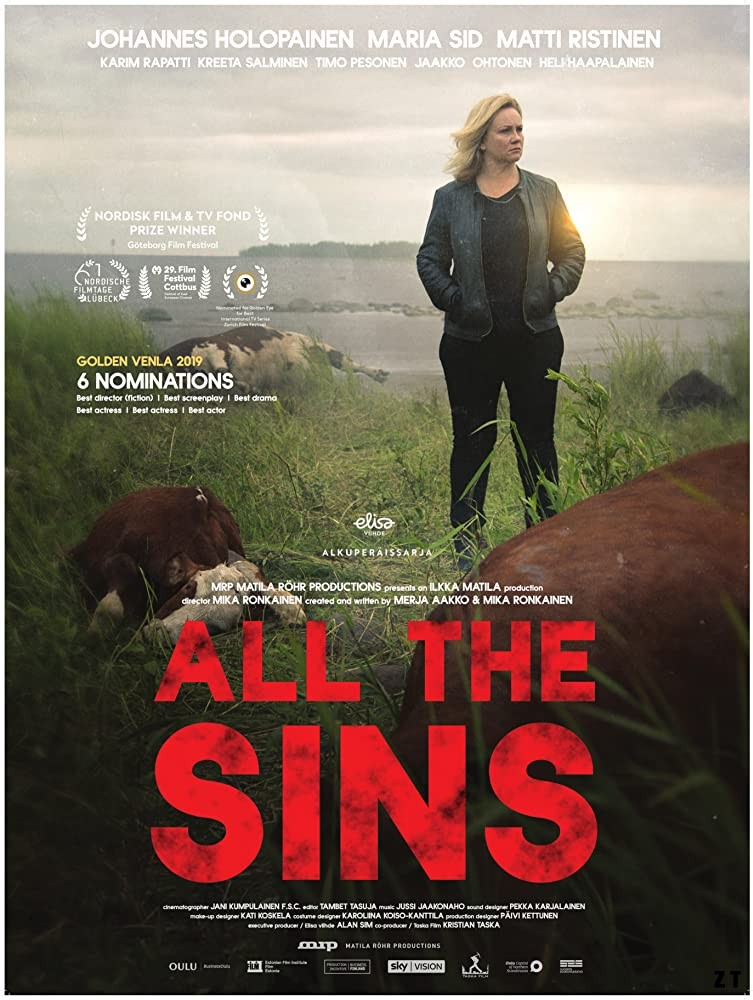 All the Sins – Saison 1 [Streaming] [Telecharger]