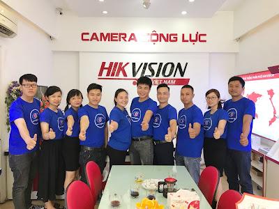 công ty lắp đặt camera chuyên nghiệp tại hồng bàng hải phòng