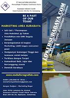 Bursa Kerja surabaya di PT. Muliaform Grafindo Juni 2020