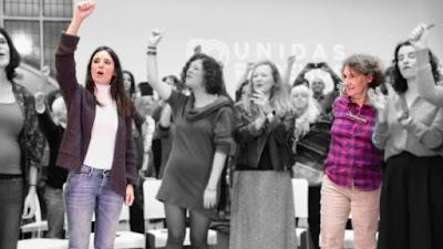 Montero, podemos, ministerio, igualdad, instituto, mujer, feminismo