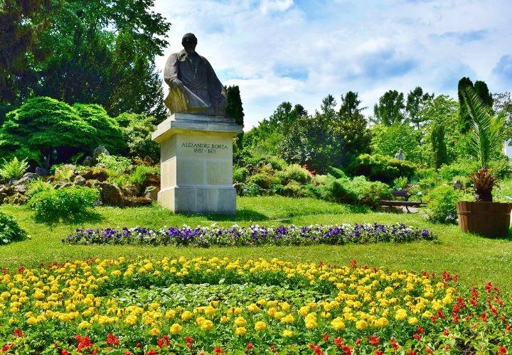 Gradina Botanica Cluj