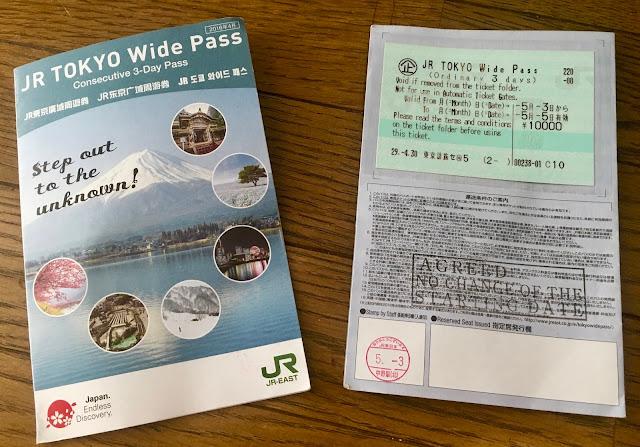 Keuntungan Menggunakan JR Tokyo Wide Pass