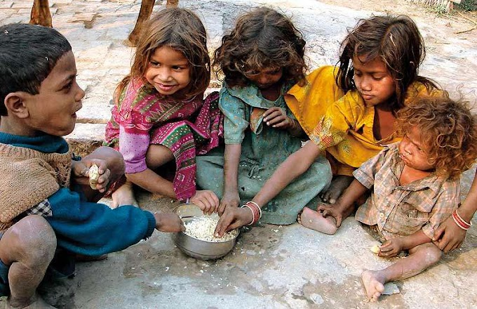 Problem of Hunger In India