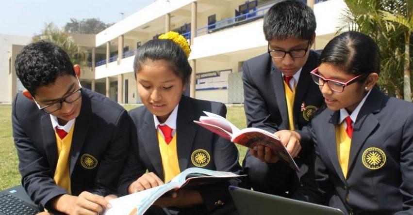 Estudiantes del COAR Lima aprenderán sobre mercado de valores