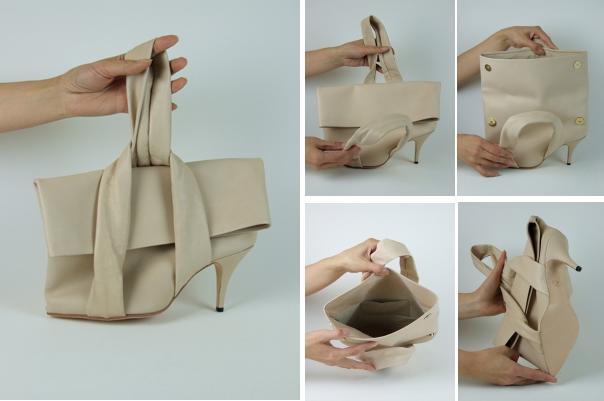 Handbag And Shoe Cake Designs