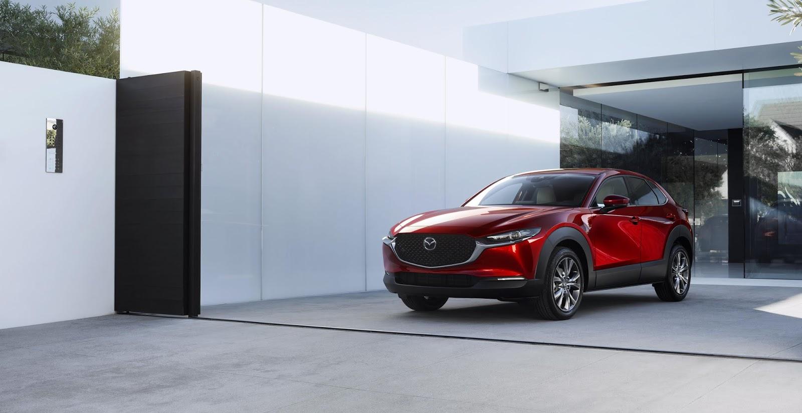 Mazda CX30 | Salón del Automóvil de Ginebra 2019