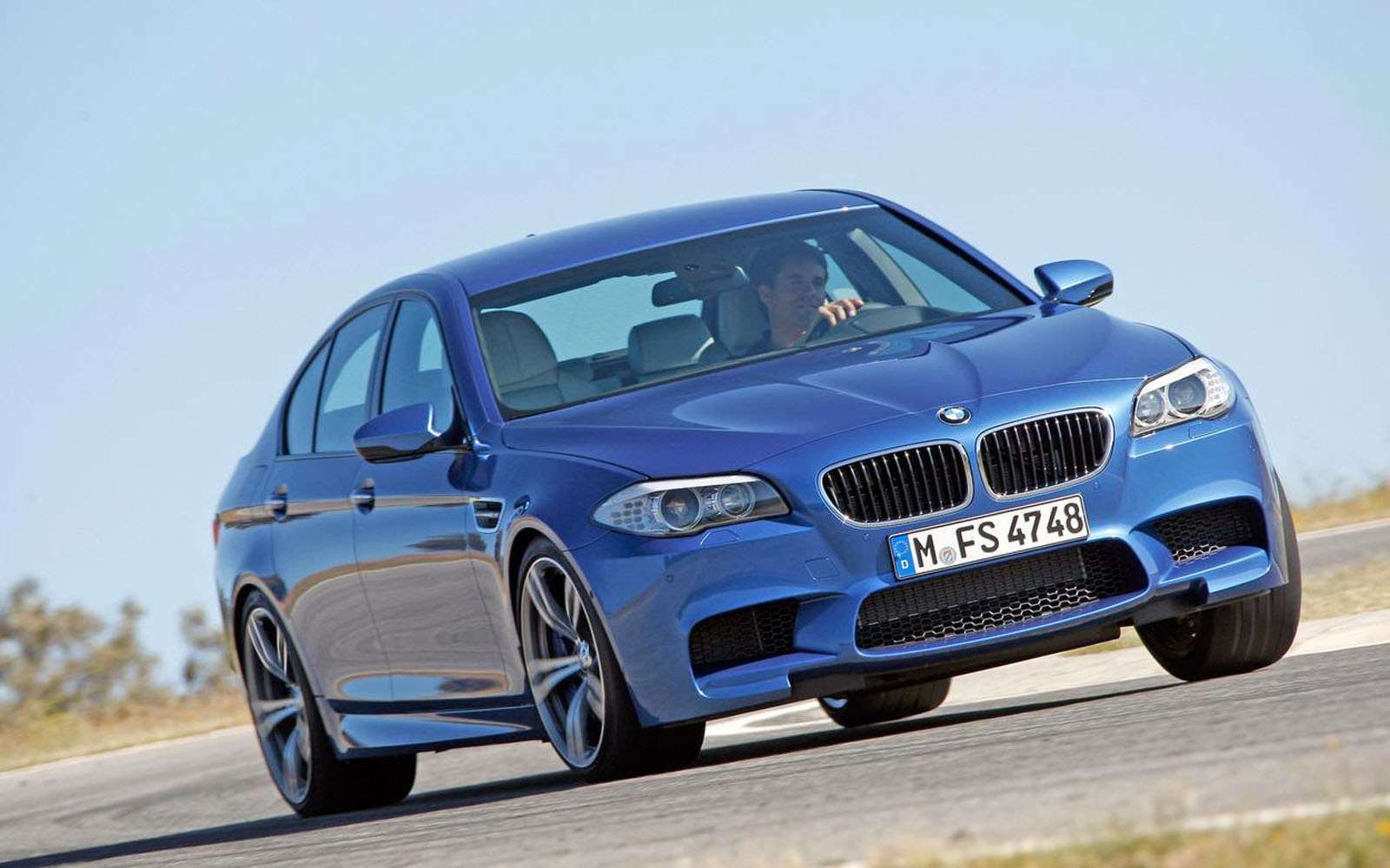 Wallpapers Bmw M5 2014 Wallpapers