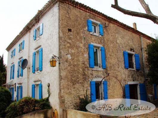 Unique 17th Century charming water mill for Sale in Carcassonne area, Languedoc Roussillon, South of France