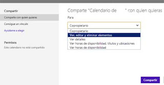 Abrir correo Outlook Calendario Outlook