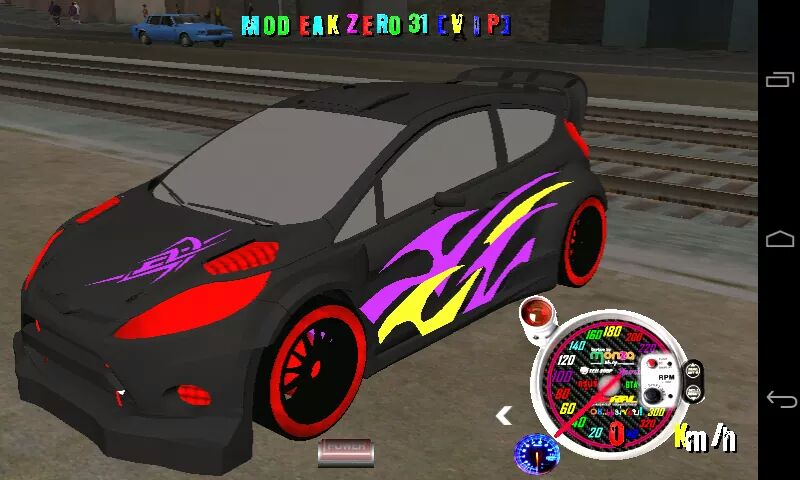 Mod Gta Sa Android Dff Only Mobil Sport 3 Pack Mobil Sport Clasic