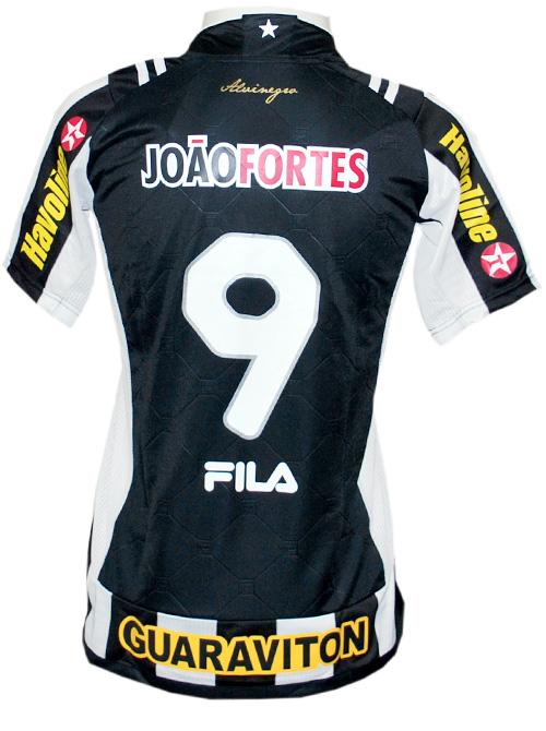 Camisa Oficial do Botafogo 2011 2012 - ALVINEGRA 3f95d85351bba