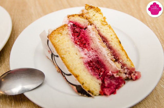 Gâteau d'anniversaire Mickey à la framboise