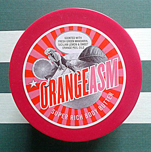 Soap & Glory Orangeasm Super Rich Body Butter