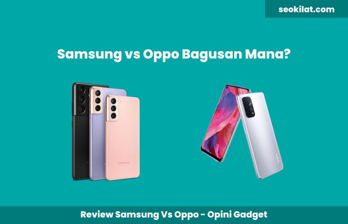 Samsung VS Oppo
