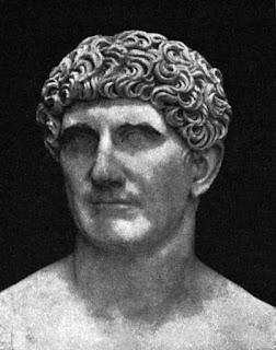 Ambitious consul Mark Antony ordered Cicero to be killed