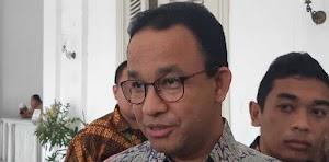 Anies soal Sampah: Bestari Mau Serang Saya tapi Serang Gubernur Sebelumnya