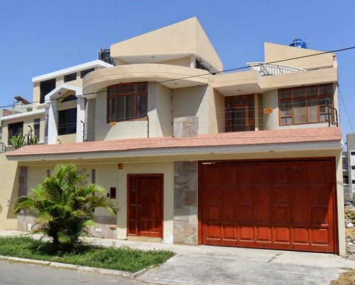 Fachadas de casas modernas fachadas de casas modernas for Fachadas de casas segundo piso