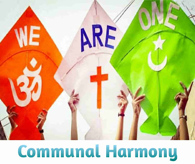 Paragraph on communal harmony, communal harmony paragraph