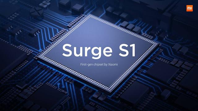 Processador Surge S1 Xiaomi