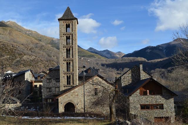 Valle de Bohí ou Vale de Boi, no norte da Catalunha