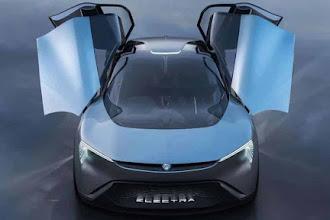 GM revela projeto de carro elétrico com nome de antigo modelo de luxo