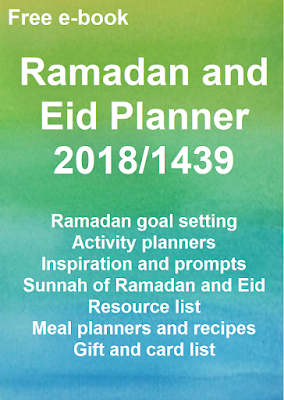 Happy Muslim Mama Ramadan And Eid Planner 2018 1439