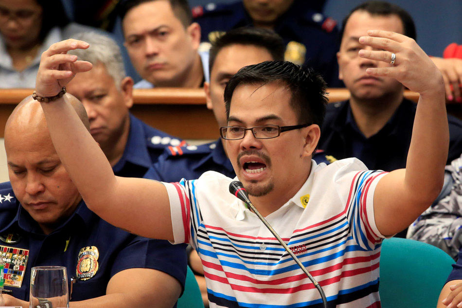 Secrets Kerwin Espinosa spilled during Senate probe