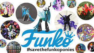 MLP #savethefunkoponies Petition