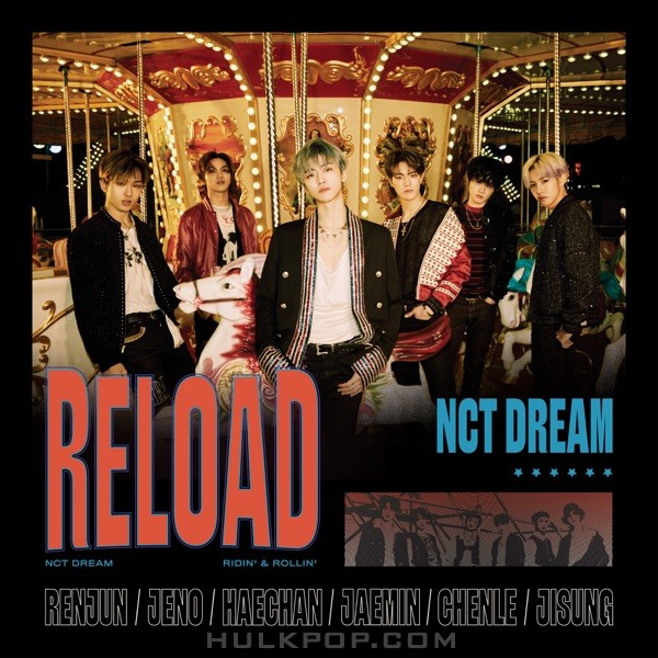NCT DREAM – Reload – EP