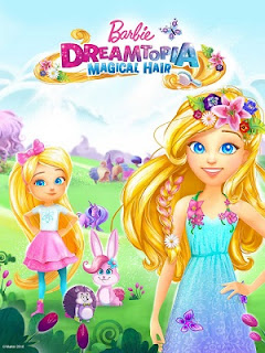 Barbie Dreamtopia Parul Magic Magical hair Desene Animate Online Dublate si Subtitrate in Limba Romana