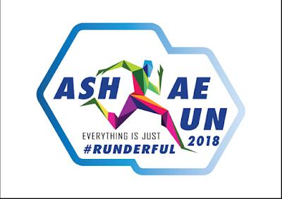 Ashrae Run 2018 RM3 off Promo code
