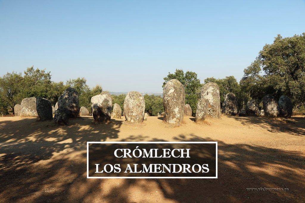 Crómlech de los Almendros un viaje a la prehistoria